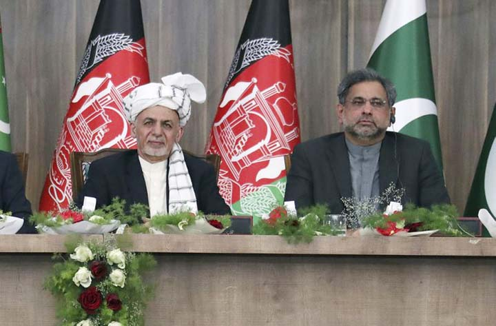 Islamabad still mulling Kabul's offer of talks, overtures