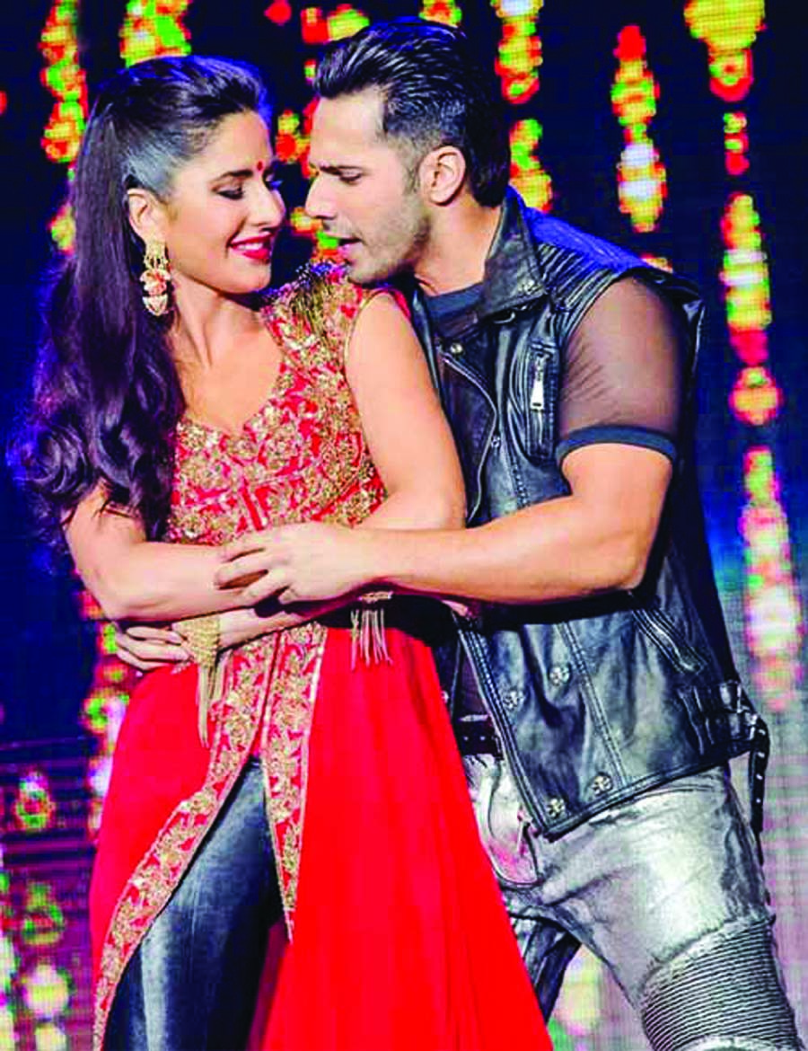 Katrina and Varun are coming together for India's 'biggest dance film'!