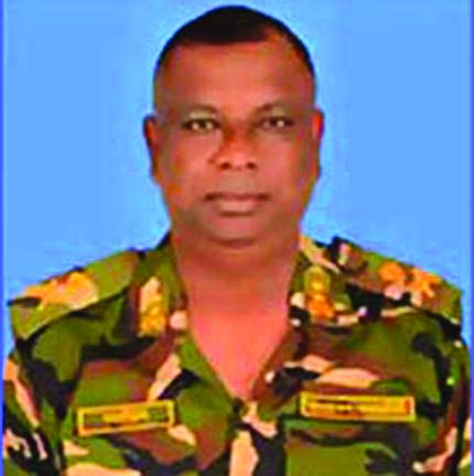 Maj Gen Shafinul made BGB Chief
