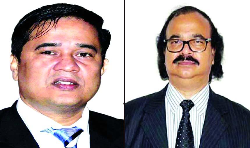 Prof Mizan, Dulu new President, Secy of MAA
