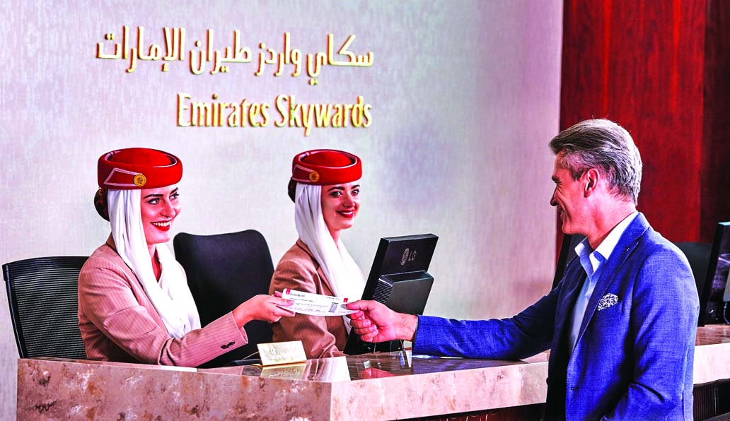 Emirates Skywards marks milestone with 20m members