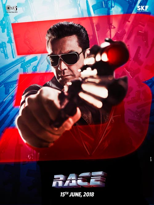 Salman Khan introduces the 'Main Man' of Race 3 aka Bobby Deol