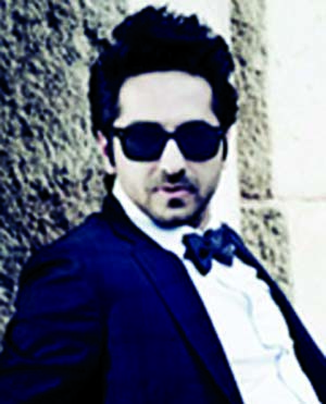 Ayushmann to play a blind musician in his next!