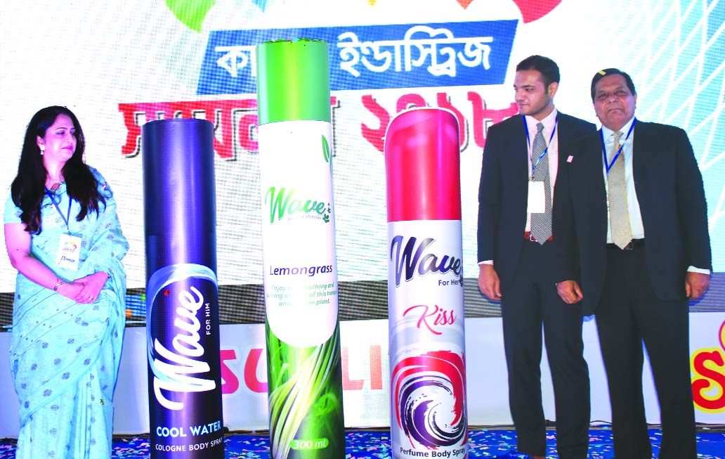 First ever BD made pressurized tin can products launched