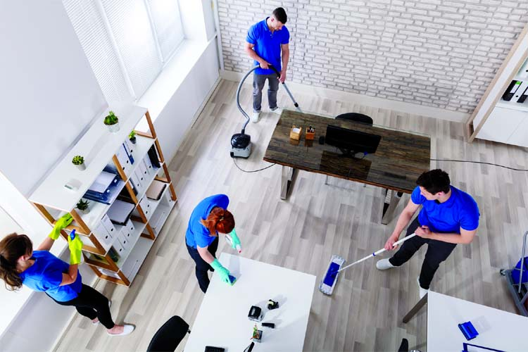 Spring cleaning your home - literally!