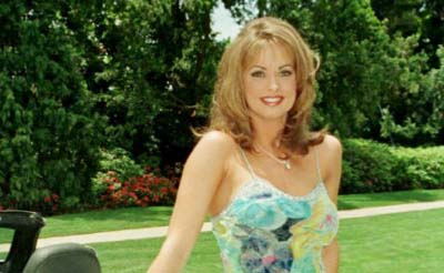 Ex-Playboy model Karen McDougal says she 'was in love' with Trump