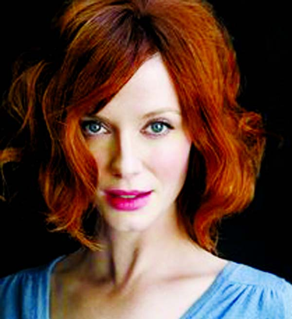 Christina Hendricks' love for trauma