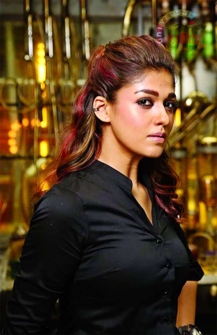 Nayanthara starts shooting for 'Sye Raa Narasimha Reddy'