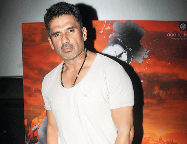 You are killing it Tiger: Suniel Shetty