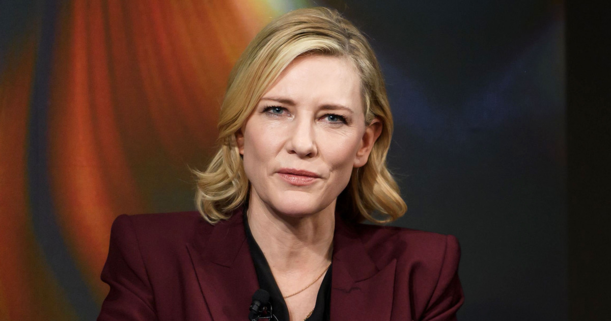 I am wholeheartedly in support of a re-examination: Cate Blanchett