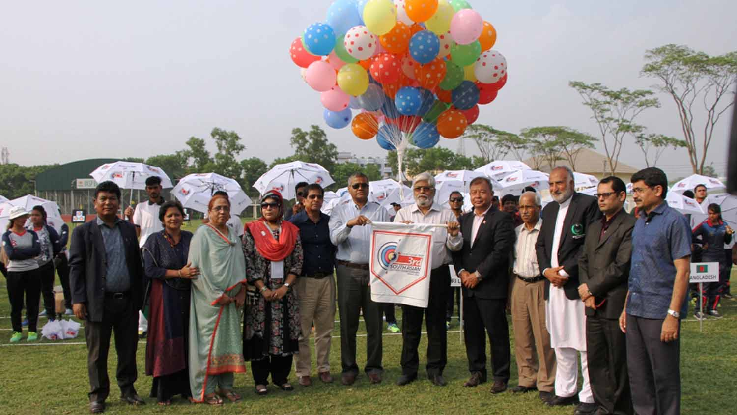 3rd South Asian Archery Championship inaugurated