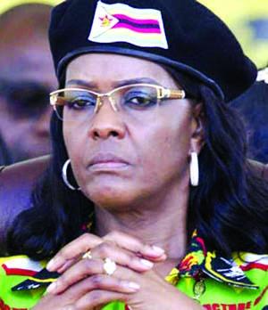 Zimbabwe investigates Grace Mugabe for illegal ivory smuggling