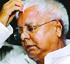 Lalu Prasad gets 14 yr jail term for corruption