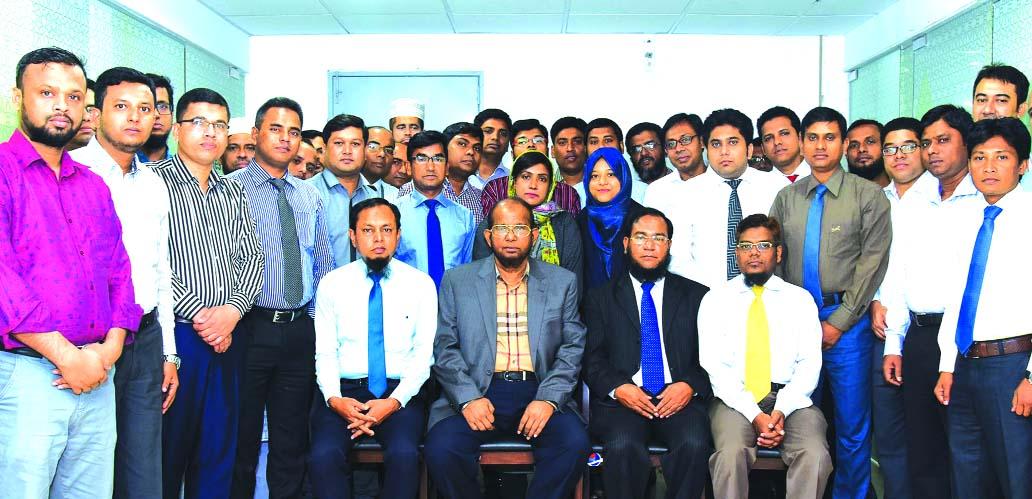 Md. Habibur Rahman, Managing Director of Al-Arafah Islami Bank ...