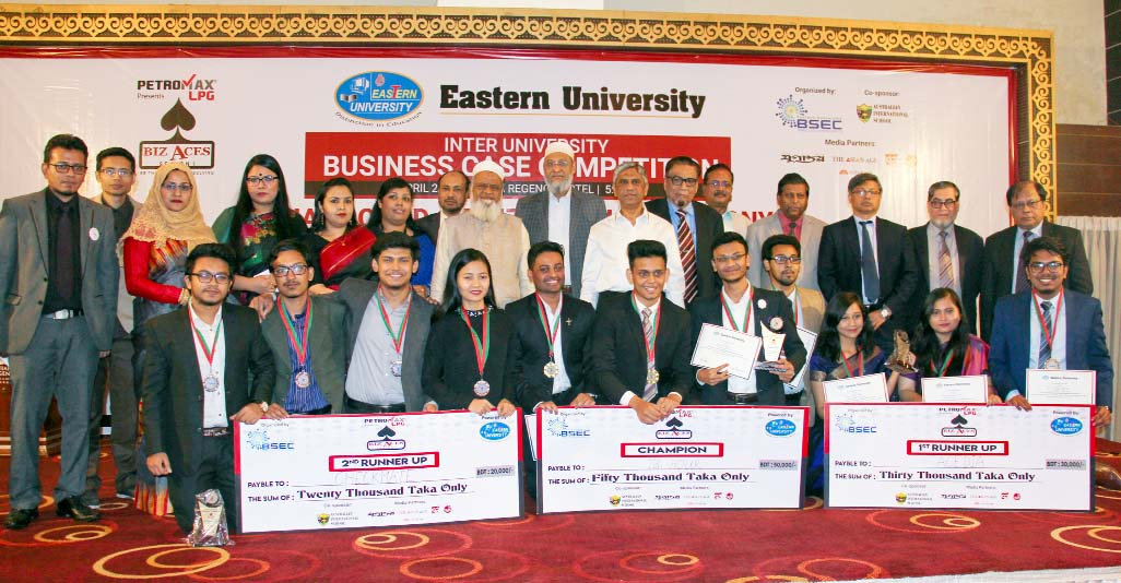 Inter-varsity Business Case Competition at EU