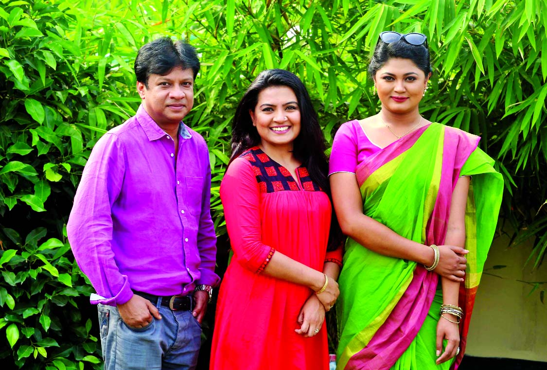 Tusti again in direction, with Dinar, Moushumi