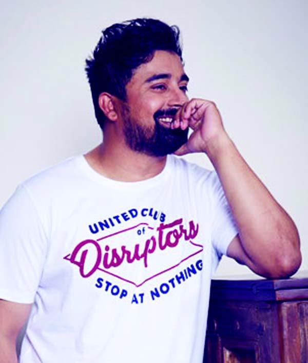 Rannvijay Singh takes  fashion a notch higher