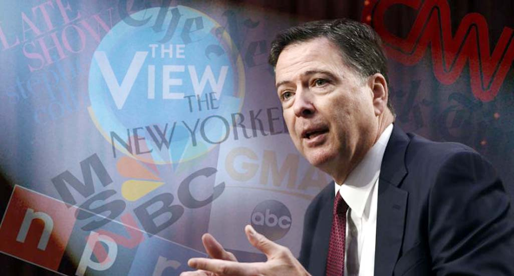 Comey book says he threatened to call for special counsel over Hillary emails