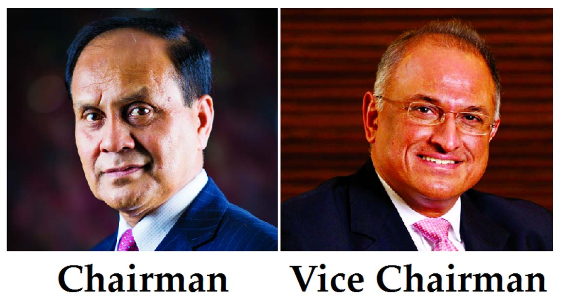aRe-elected Chairman, Vice Chairman of Green Delta Insurance