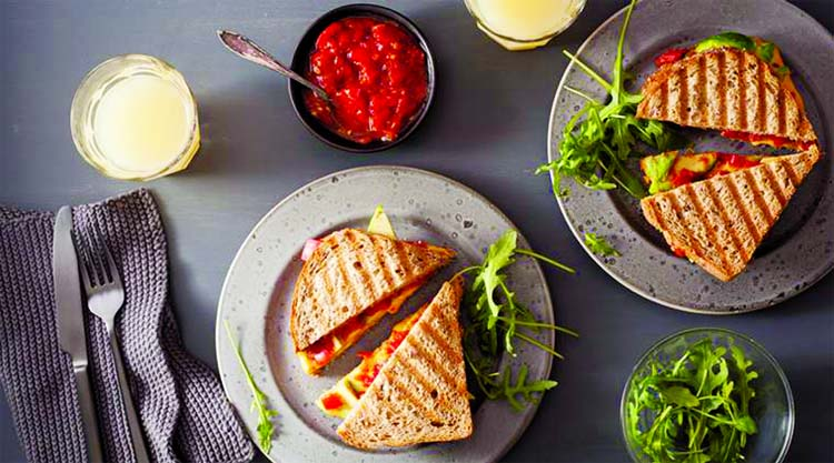 Easy and quick ways to make grilled cheese sandwich tastier