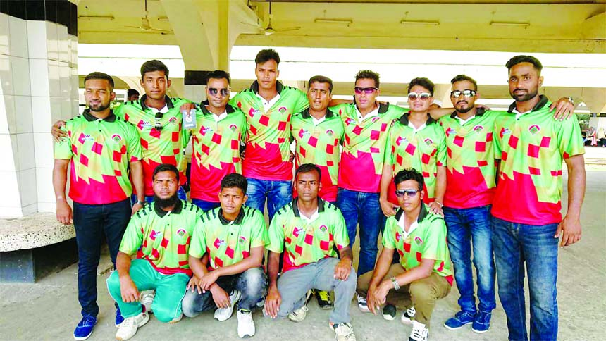 Bangladesh Baseball team off to India