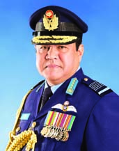 Air Chief leaves for S. Arabia