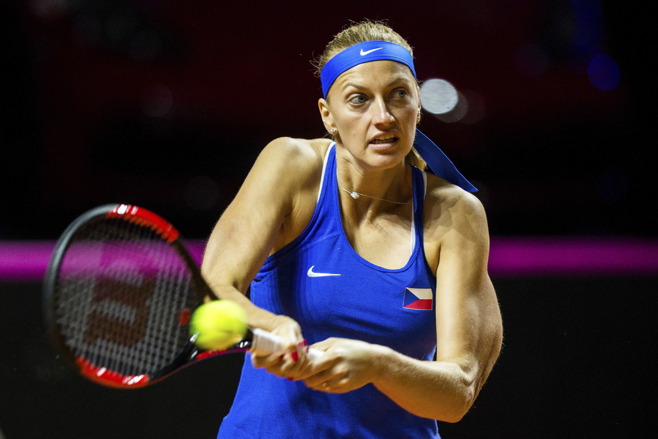 Kvitova, Pliskova give Czechs 2-0 lead over Germany