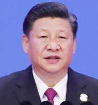 Internet control key to stability: Xi