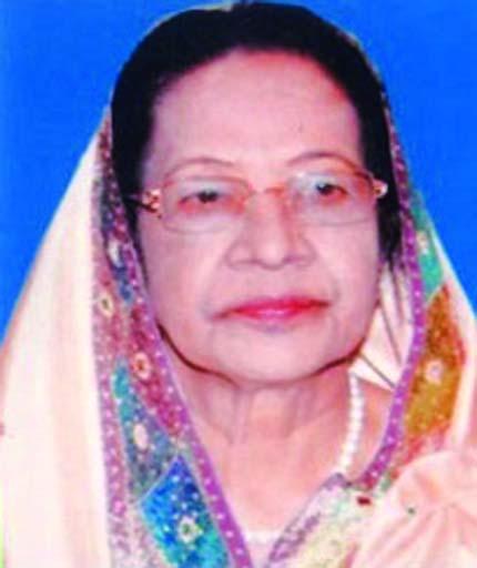 Dr. Anwara Begum passes away