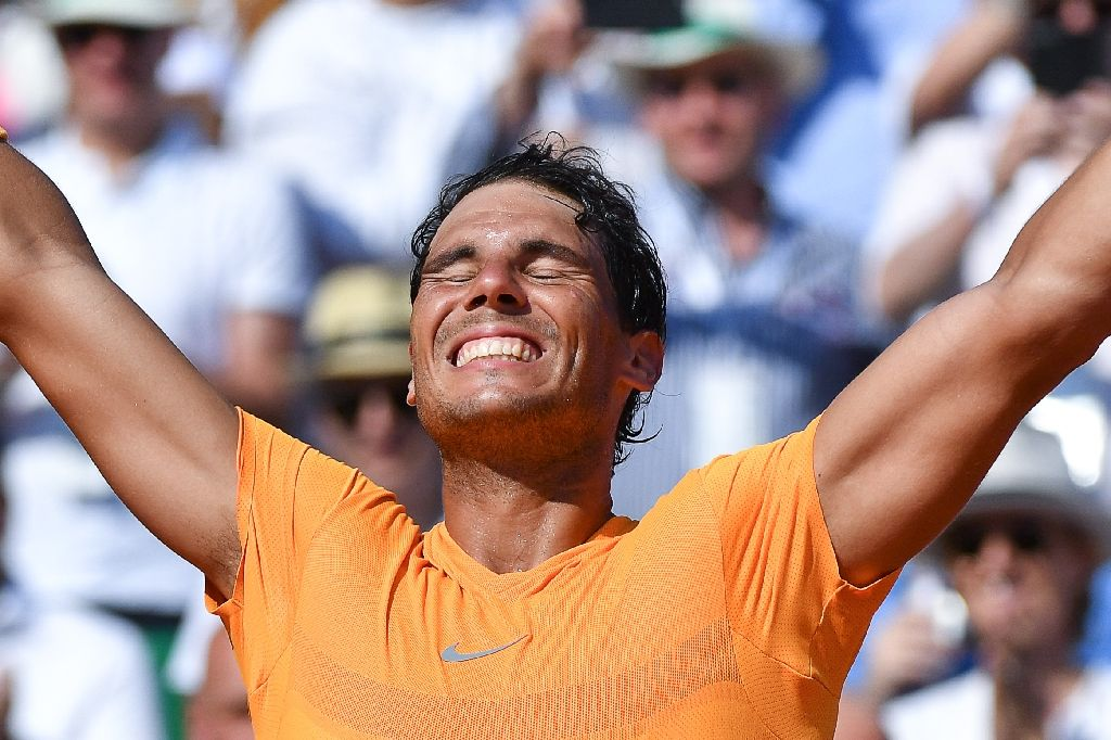 Nadal swats aside Nishikori to seal 11th Monte Carlo crown