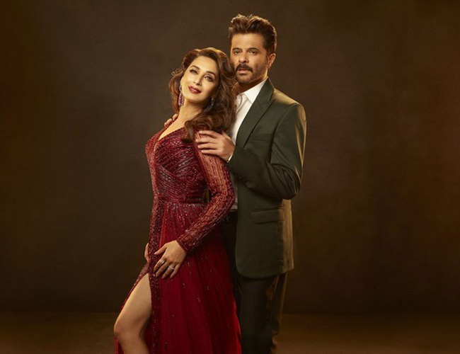 Madhuri, Anil Kapoor reunite for Total Dhamaal