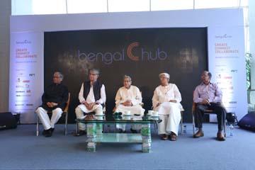 Bengal Creative Fest 2018 begins