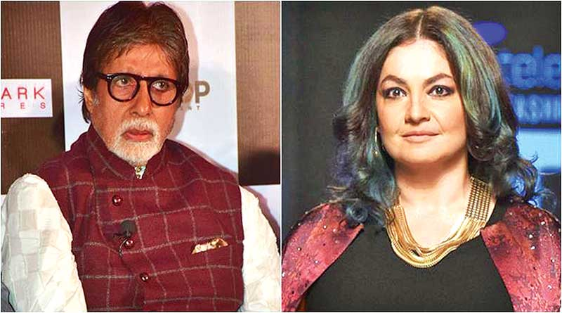 Pooja Bhatt takes a dig at Amitabh Bachchan