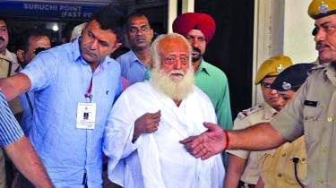 Indian Guru gets life term over teen rape