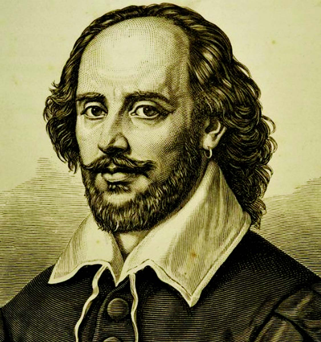Greatest dramatist William Shakespeare
