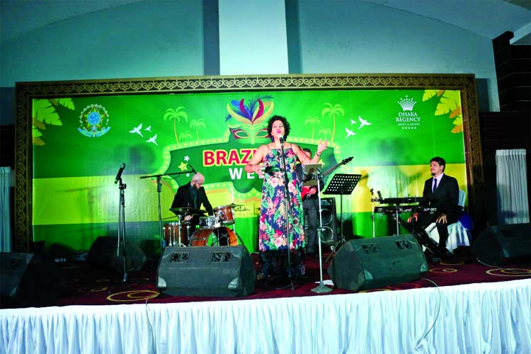 Brazilian Week at Dhaka Regency
