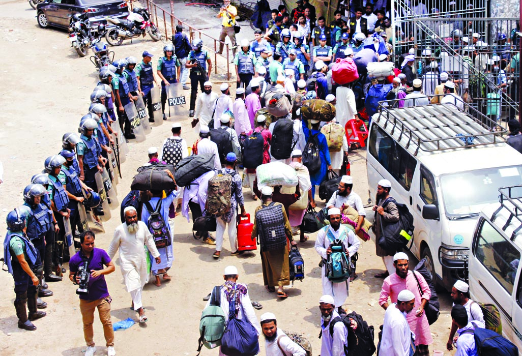 Tabligh, Jamaat factions clash in Kakrail Mosque
