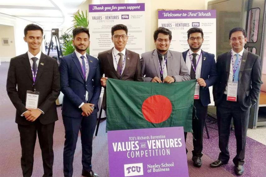 BUP bids final in int'l venture competition