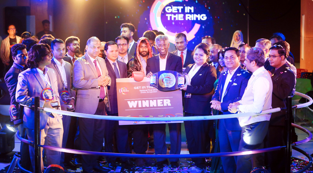 Rysa wins Nat'l Final of 'Get in the Ring-2018'