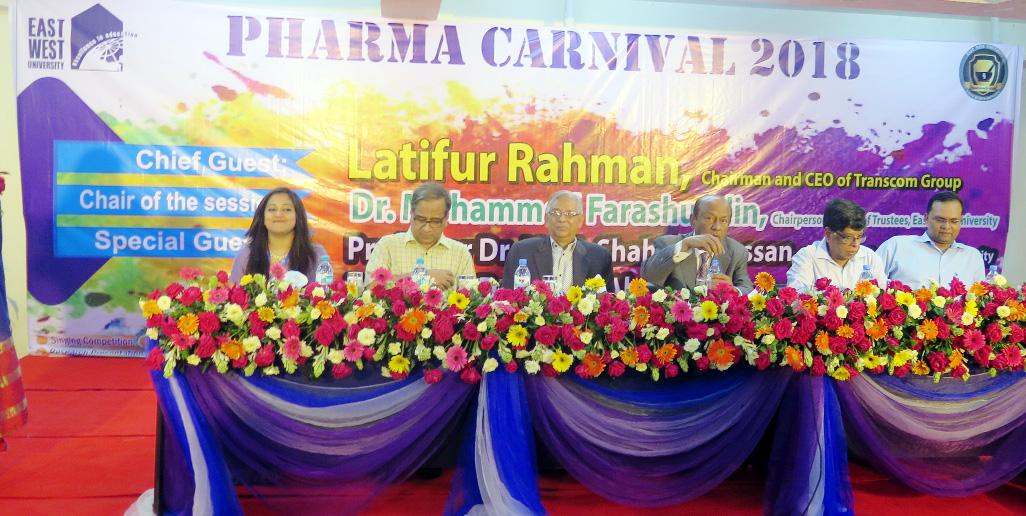Pharma Carnival at EWU