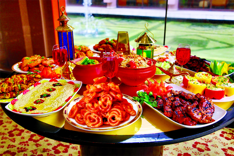 Indulge in Mystic Middle Eastern Style Iftar at Pan Pacific Sonargaon