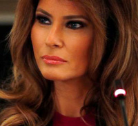 Melania back in the White House after kidney procedure