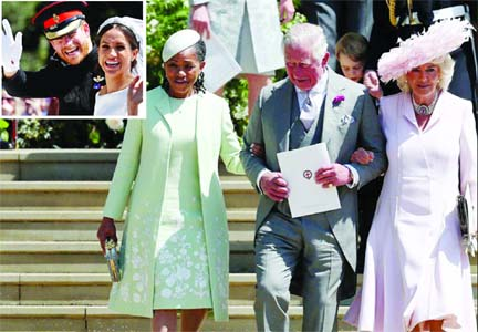 African-Americans hail UK royal wedding`s nod to black history, culture