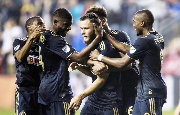 Union rout Real Salt Lake 4-1