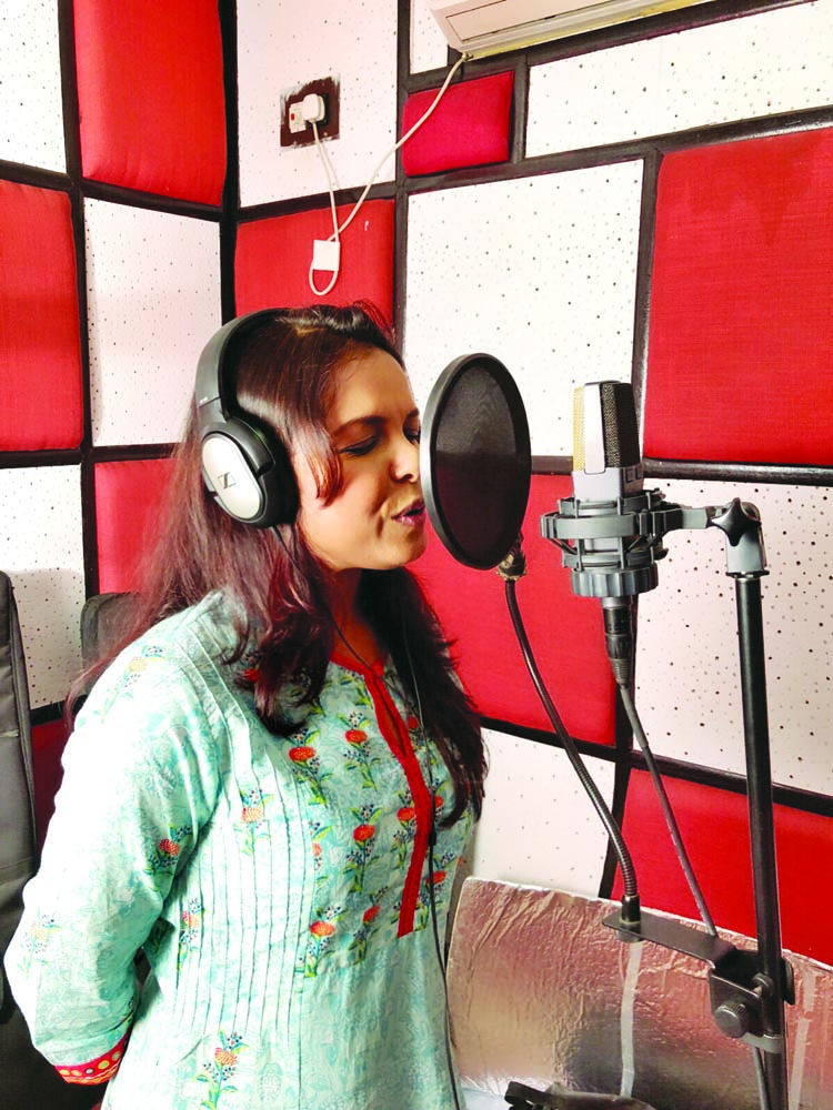 Shaon renders song under Nachiketa's composition