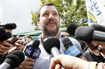 Europe wary as Italy moves toward populist govt