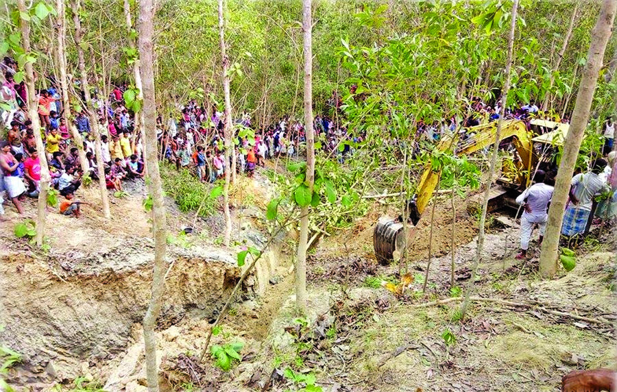 5 killed in Bandarban landslides