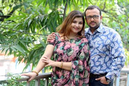 Jenny pairs up with Riaz for first time