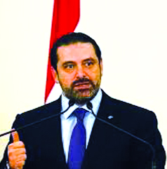 Hariri on track to become PM for third time