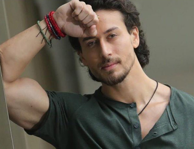 Youngest gen-next superstar Tiger Shroff clocks four years in B'wood